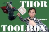 Caja de herramientas Thor Hammer