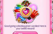 Candy Crush - fácilmente ganar Power-Ups