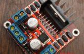 Módulos Arduino - L298N puente H doble controlador Motor
