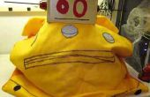 Un disfraz de Robot Instructable