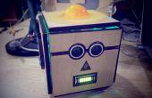 Ultrasónico Ranger Robot