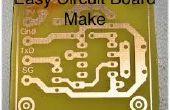 Cómo hacer una tarjeta de circuitos