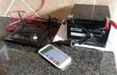 Funcionamiento de un Router ADSL de una batería de 12v (Anti-Loadshedding DSL)