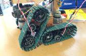 3D impreso personalizado Vex pisada sistema de tanque