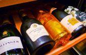 La anatomía de una botella de Champagne y cómo abrir
