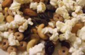 Crujiente, salado, dulce y bajas calorías Snack Mix