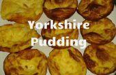 Pudines de Yorkshire - camino