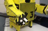 Inalámbrico de altavoz Robot
