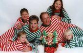 Cómo hacer tu propia familia (de nadie) retrato