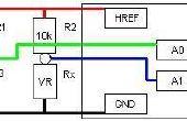Ohmímetro de Arduino