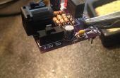 Púrpura ardilla protoboard Kit de suministro de energía