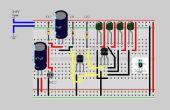 Sonido al circuito de Control de luz
