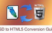PSD a HTML5 conversión: agregar un Slider HTML5 a una página web - parte 2