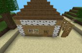 Casa de Minecraft Pe