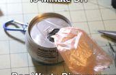 Dispensador de bolsa para residuos de perro bricolaje 15 minutos
