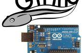Girino - osciloscopio Arduino rápido