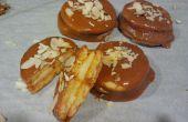Galletas de manzana caramelo :)