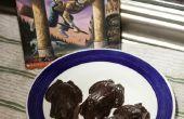 Ranas de Chocolate mango-coco