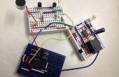 Un interruptor simple palmada 3 circuitos diferentes módulos