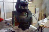 "Halo Reach (noble 3 JUN) ""INSPIRED"" costume in progress"