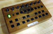 Controlador MIDI de cigarro caja