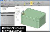 Gratis 3D CAD modelado con DesignSpark mecánica