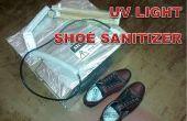 Zapato de UV desinfectante caja