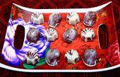 Manera fácil a la hacer de Chocolates caseros