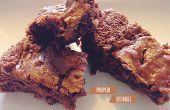 Receta de Brownies de calabaza ☻