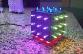 Cubo de LED Rubik con Arduino