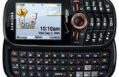Reemplazo de LCD de U460 Samsung intensidad 2