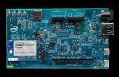 Intel Edison fácil smartphone Wifi control