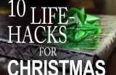 10 Hacks de la vida que necesita saber para la Navidad!