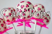 Cómo hacer Cake Pops!