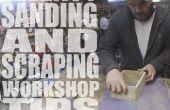 Lijar y raspar taller consejos - Jimmy DiResta colaboración 20