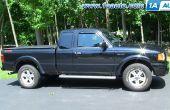 Cómo reemplazar un poder el actuador de la cerradura de la puerta en un camión de 1999-2010 Ford Ranger