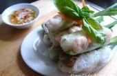 Vietnamita - rollitos de primavera estilo