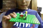 Cómo hacer una pistola de martillo de lego