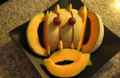 ¿Cara de mono de melón