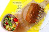 Salsa BBQ de nectarina (GF)