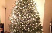 Menos complicada eliminación de árbol de Navidad