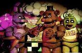 Cómo vencer a cinco noches en de Freddy