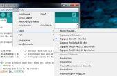 Adición de Digispark (con bootloader) soporte para Arduino existente 1.6. x IDE