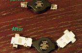 Cable de módem retráctil (RS - 232C)