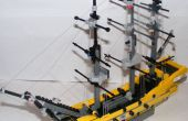 LEGO HMS Victory con Aparejo!