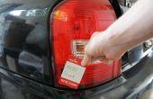 RFID control de maletero