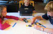 Cómo hacer una película de stop-motion construcción Lego