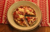 Fácil de hacer Pizza Sandwich