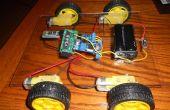 Crear un vehículo RC