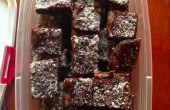 Brownies fáciles paleo/vegano